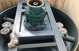 double roller fertilizer granulator