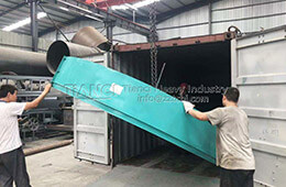 Fertilizer Disc Pelletizer Machine